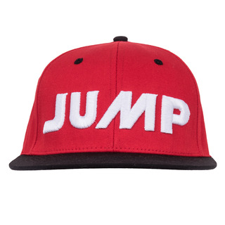 Red/Black Cap (JMPC10001)