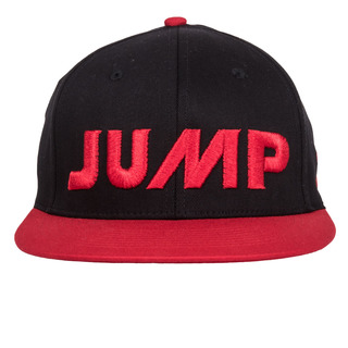 Black/Red Cap (JMPC10003)
