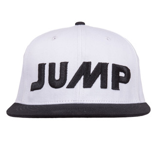 White/Black Cap (JMPC10005)