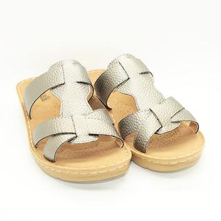 Lauren Wedge sandals with Lazercut Design