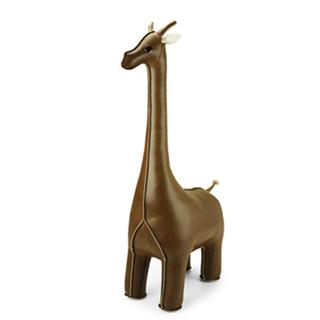 Zuny Classic Giraffe Bookend (BROWN)