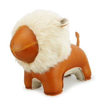 Zuny Series Lion Puno Bookend (TAN)