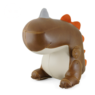 Zuny Dinosaur Bobo Paperweight (TAN + WHEAT)