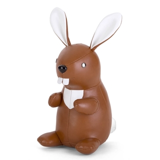 Zuny Rabbit Paperweight (Tan)