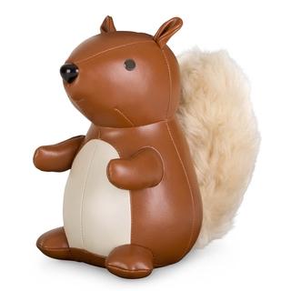 Zuny Squirrel Paperweight (Tan)