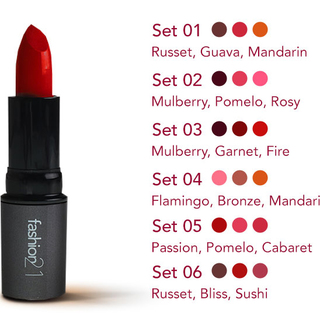 All Day Matte Lipstick Bundle