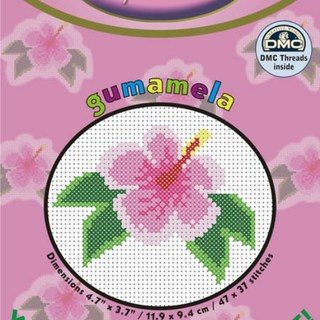 DMC INSPIRATIONS CROSS-STITCH KIT: GUMAMELA (ECK-328)