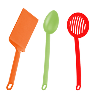 TESCOMA SPACE TONE LASAGNE TURNER, SPOON AND SKIMMER (TACK006)
