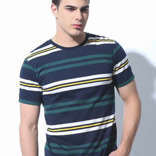 FOLDED AND HUNG MENS TOPS MULTICOLOR (M7BCTT05M)