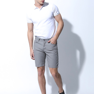 FOLDED AND HUNG MENS BOTTOMS GRAY (M7BEBS22A)