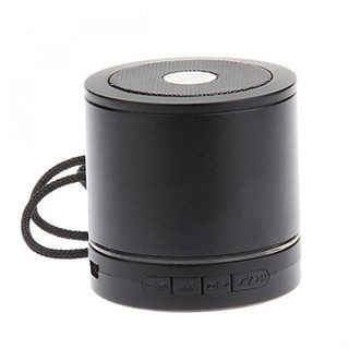 AEC Mini Bluetooth Speaker with FM And Micro SD MP3 Player – Black