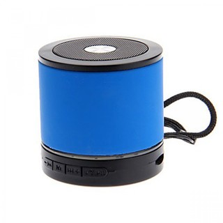 AEC Mini Bluetooth Speaker with FM And Micro SD MP3 Player – Blue