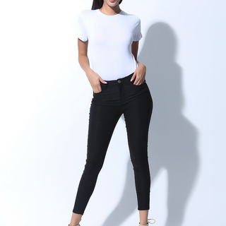 FOLDED AND HUNG CURDOROY JEGGINGS (L7BCBA02B)