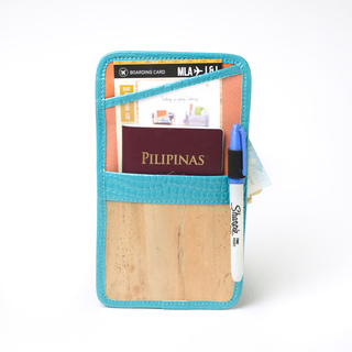 Jacinto & Lirio Lakbay Travel Kit (Turquoise)