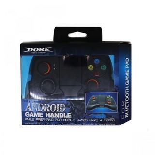 DOBE Wireless Android Game Joystick Bluetooth Controller - Black/Orange