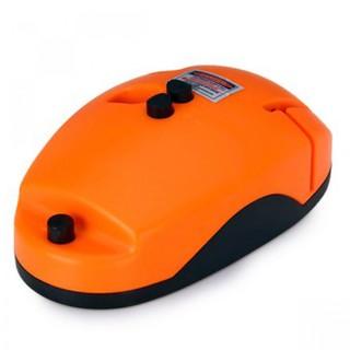 2 Lines Laser Level Marker Meter Mouse Type - Orange