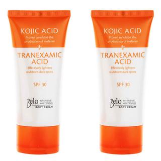 2 pcs Kojic Body Cream 150mL Get 1 FREE