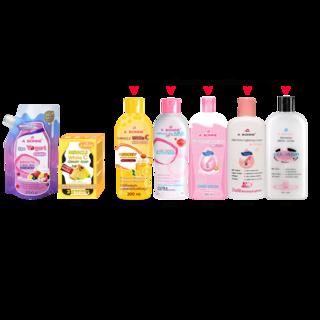 Abonne - A097 Yogurt Salt x A022 Creamy White C Soap x Lotion ( of your choice )