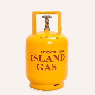 Island Gas 11 kilos Liquefied Petroleum Gas