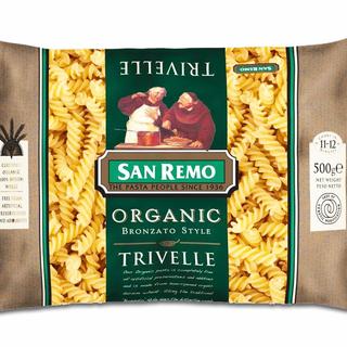 San Remo Organic Trivelle 500g