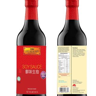 Lee Kum Kee Soy Sauce 500ml