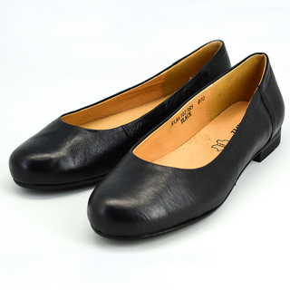 Rusty Lopez Black Loafers - RLA61023S5