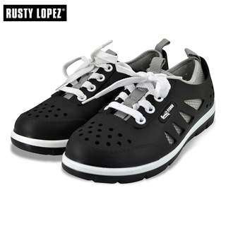 Rusty Lopez Laced Up Clog Shoes - RMC41084T6