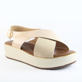Mendrez Gail Wedge Sandals