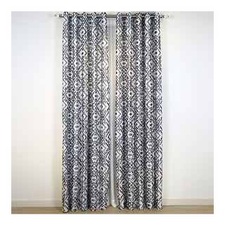 "ARQ LIVING FONTAINE COLLECTION CURTAIN PANEL (54X96"")"