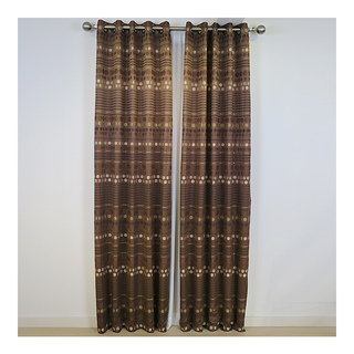 "ARQ LIVING ALAVO COLLECTION CURTAIN PANEL (54X96"")"