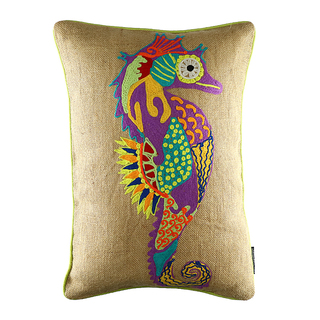 "ARQ LIVING VOSIA CUSHION COVER (14X20"")"