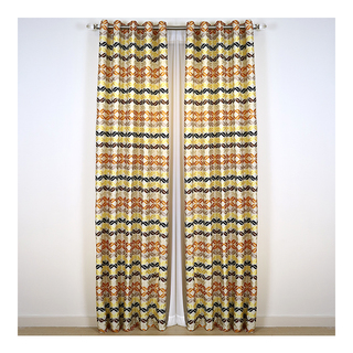 "ARQ LIVING MARBELLA COLLECTION CURTAIN PANEL (54X96"")"