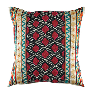 "ARQ LIVING MAHA CUSHION COVER (18X18"")"