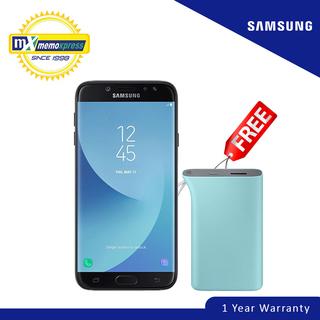 Samsung Galaxy J7 Pro (Black) Free Samsung Kettle Battery Pack 5100 mAh