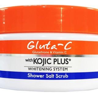 Gluta-C Kojic Plus plus Salt Scrub 250g