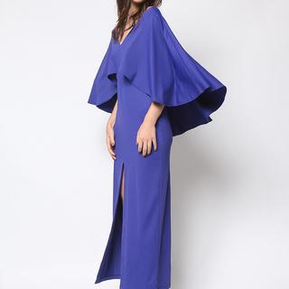 Daria Violet Rania Maxi Dress
