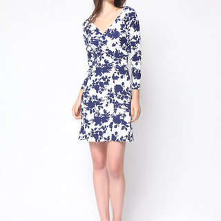 Daria Floral Nadine Dress