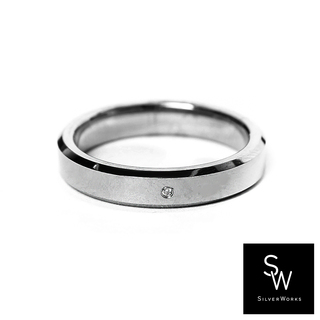 Chemistry Tungsten Ring T38 Series (T38)