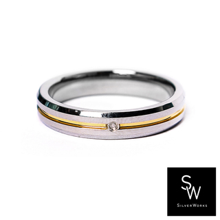 Chemistry Tungsten Ring T39 Series (T39)
