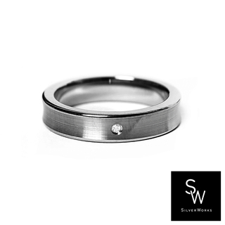 Chemistry Tungsten Ring T42 Series (T42)