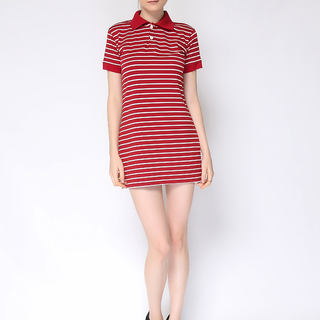 Uropa Maroon Polo Dress (AUV002081)