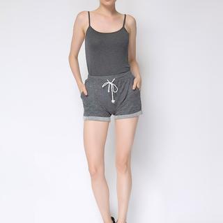 Uropa Dark Gray LoveTie Shorts (AUV001088)