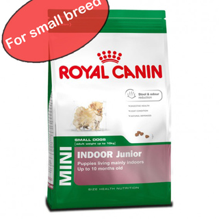 ROYAL CANIN MINI INDOOR JUNIOR DOG DRY FOOD
