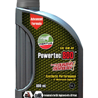 POWERTEC 4T Motorcycle Oil