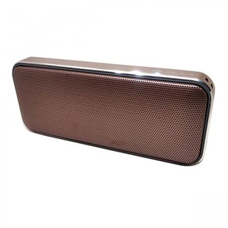 Zilla Card Shaped BluetoothSpeaker 10W Super Bass - Gold