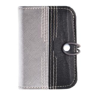 J&L Pitaka Multi-card Holder Wallet (Platinum Silver)