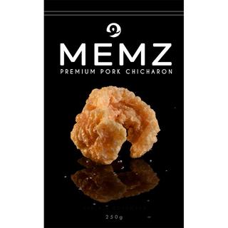MEMZ Premium Pork Chicharon 250g