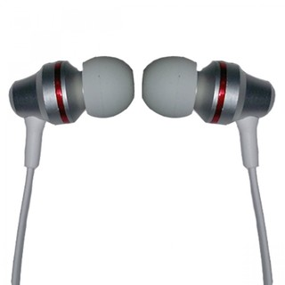 Kucipa H41 Headset with Microphone - Silver