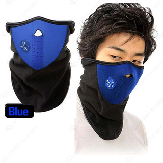 X-PORTS Anti Pollution Face Mask -Blue
