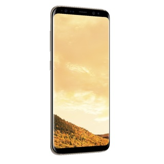Samsung Galaxy S8 Plus (Maple Gold) with free 128GB micro SD card